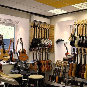 Музыкальные магазины Магнитогорска