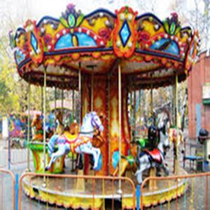 Парки культуры и отдыха Магнитогорска