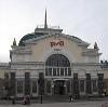 Железнодорожные вокзалы в Магнитогорске