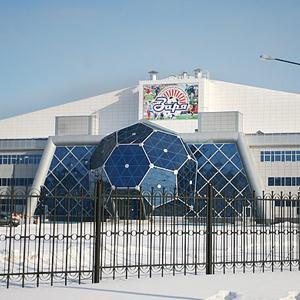Спортивные комплексы Магнитогорска